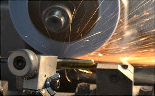 flute-grinding